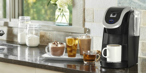 Best Buy: Keurig K200 Brewer Only $74.99 Shipped (After Gift Card) + FREE 48ct K-Cups