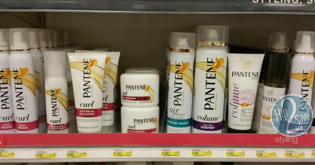 Pantene Target