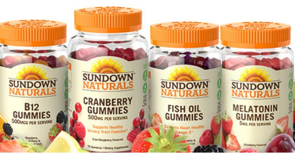 Sundown Naturals Coupons