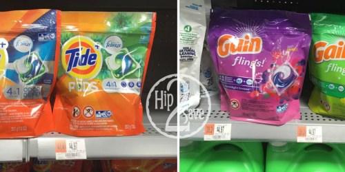 Walmart: Tide PODS or Gain Flings Only $2.97