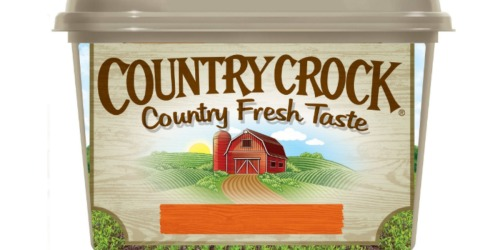 Country Crock Spread Only $1.25 at Target & Walmart