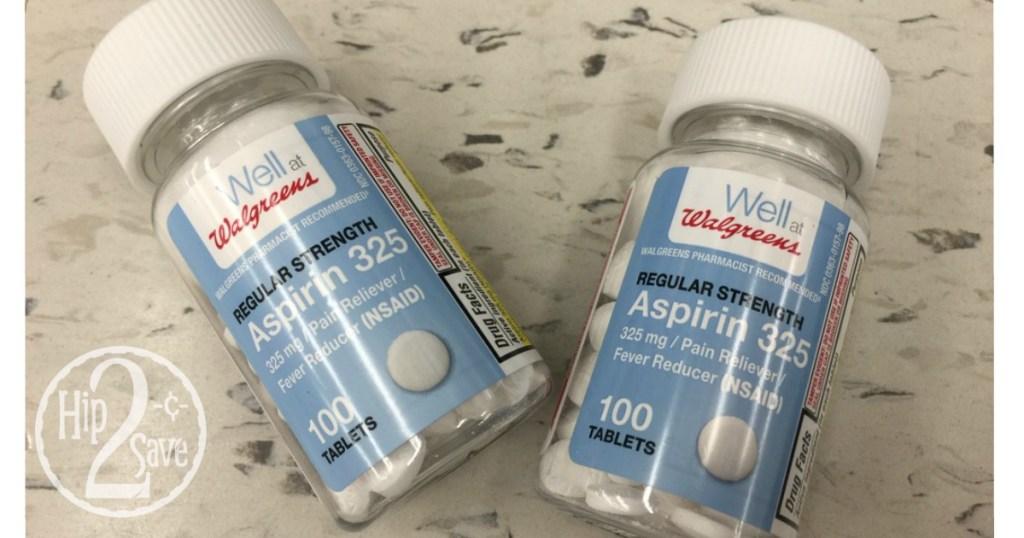 Well at Walgreens Aspirin