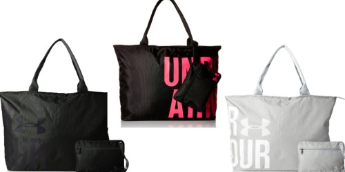 Amazon: Under Armour Tote + Pouch Only $14.99 (Regularly $29.99)