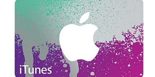 Staples.com: $50 iTunes Gift Card Only $42.50 & More