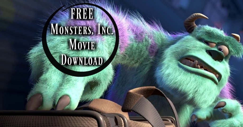 FREE Monsters, Inc Movie Download