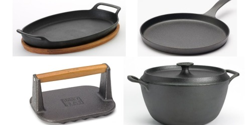 Kohl's Cardholders: Bobby Flay 5-Qt Cast-Iron Dutch Oven Only $19.59 Shipped (Regularly $69.99) + More