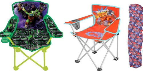 Kohl's Cardholders: Kid's Folding Chairs Only $5.60 Shipped (Regularly $19.99)