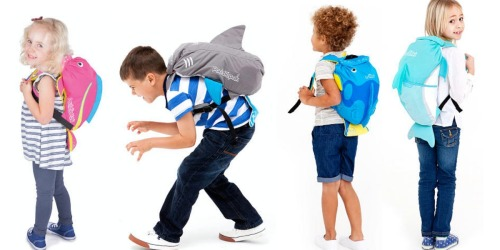ToysRUs: Trunki PaddlePak Only $9.99 (Regularly $24.99+) – Adorable & Water Resistant Packs
