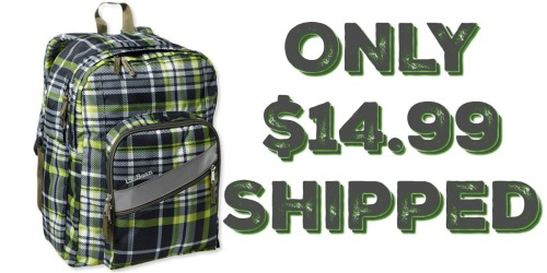 L.L. Bean Deluxe Book Pack Only $14.99 Shipped (Reg. $39.95)