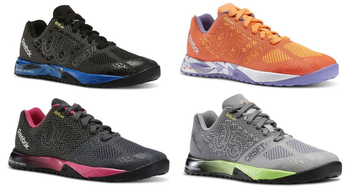 Kid's Crossfit Nano 5.0 Shoes Only