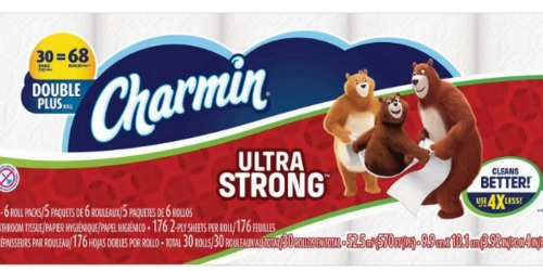 Target.com: BIG Savings On Charmin Toilet Paper & Bounty Paper Towels from Home