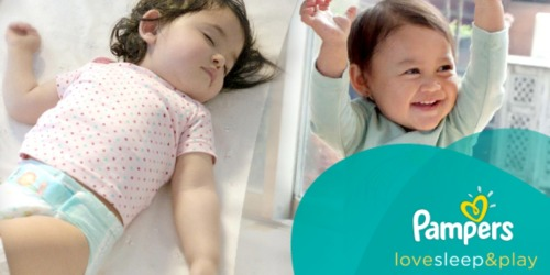 Target.com: Pampers Or Luvs Super Pack Diapers Only $14.99 Shipped (After Gift Card)