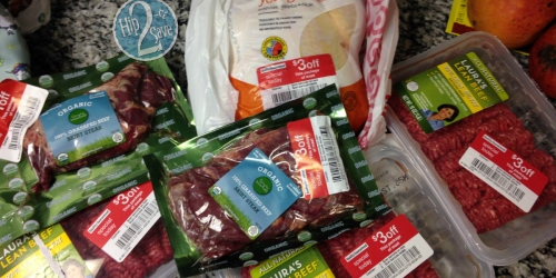 Target Shoppers! One Reader Scored Over $40 Worth of Organic Meat For $17