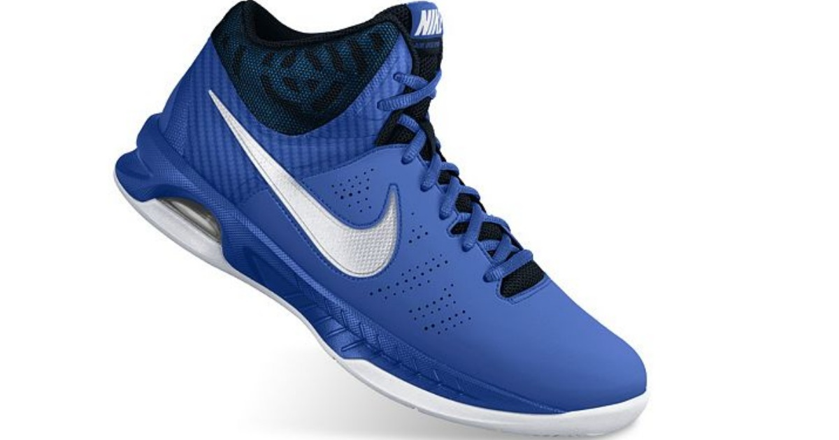 Nike Men's Basketball Shoes ONLY $37.50