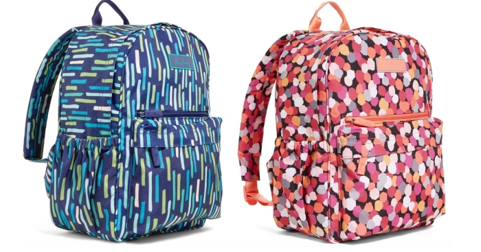 Vera Bradley Backpack Only $29.99 Shipped (Regularly $78)