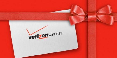 Hurry! Verizon Smart Rewards: $5 Verizon Gift Card ONLY 500 Points