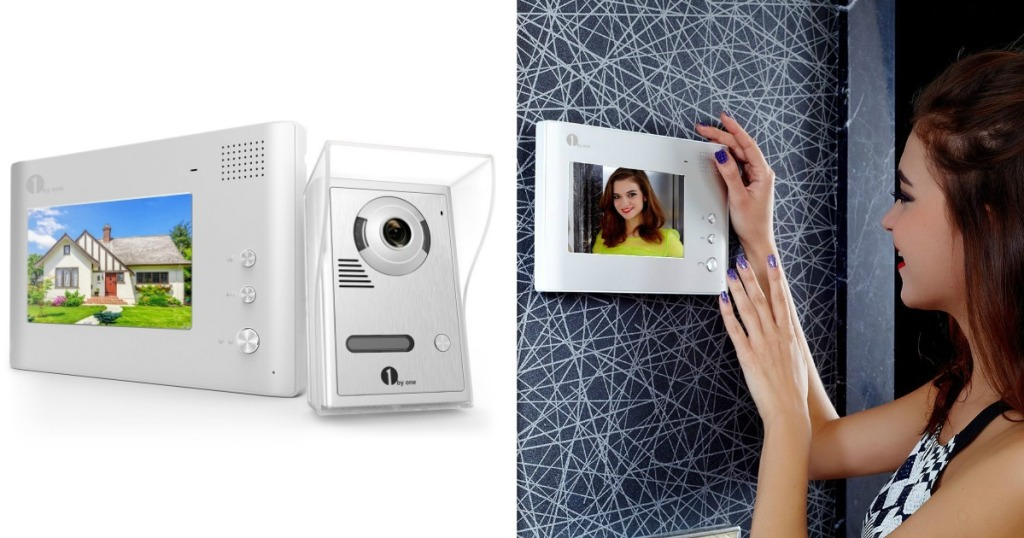 Video Monitor Doorbell