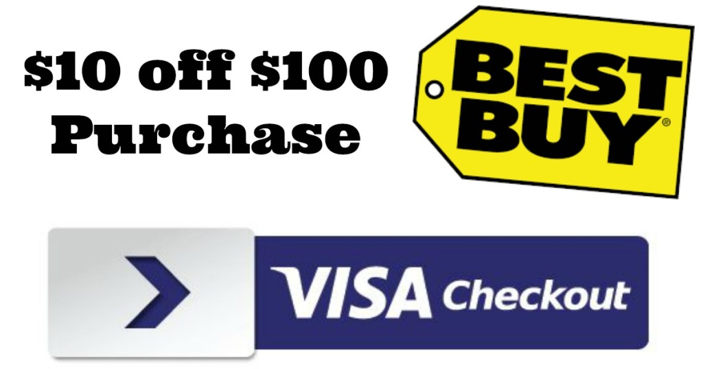 Visa CheckoutBest Buy offer