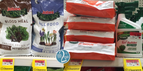 Walmart: Possible Lawn & Garden Clearance Deals