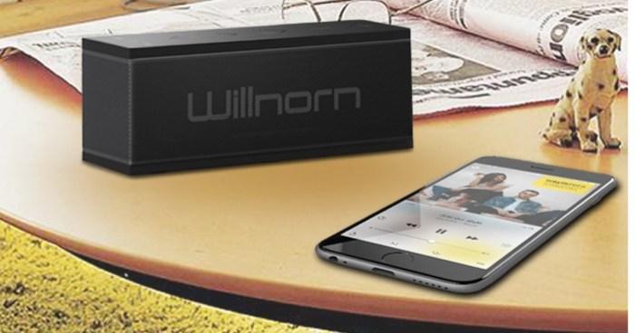 Willnorn Speaker