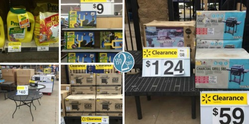 Walmart Clearance: Possible HUGE Savings on Home & Garden Items AND Toys