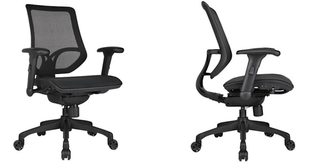 Workpro Mid Back Mesh Chair Only 80 90