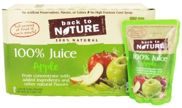 Back to Nature Juice