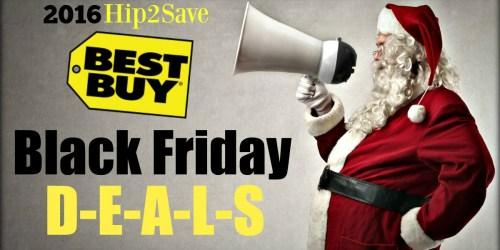 Best Buy: 2016 Black Friday Deals