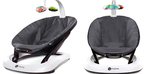4moms BounceRoo Bouncer Only $49.99 Shipped (Regularly $100) – Great Baby Shower Gift