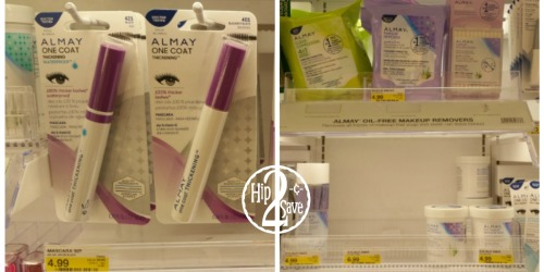 Target: HUGE Savings On Beauty Products Including Almay, CoverGirl, Aveeno & More