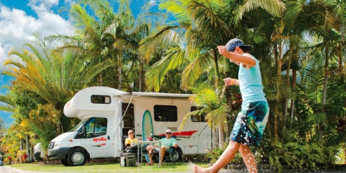 Rent an RV for ONLY $1 Per Night!