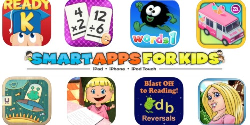 $40 Worth of FREE Educational Apps for Kids