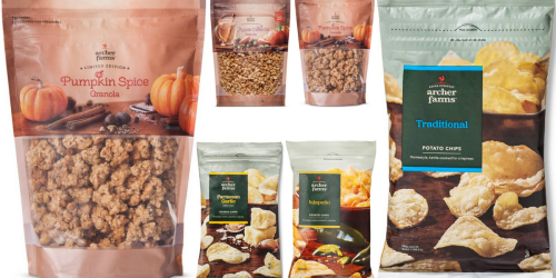 Target: Buy 2 Get 1 Free ALL Archer Farms Items (Starting 9/11) = Cheap Snacks
