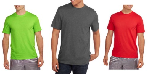 Walmart: Men's Athletic Active Tees Only $3
