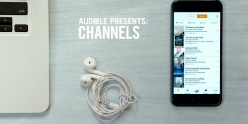 Amazon Prime Members: FREE Unlimited Access to Audible Channels (Regularly $4.95/Month)