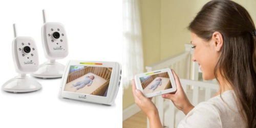 Walmart: Summer Infant Duo Monitor w/ Bonus Camera ONLY $129 Shipped (Regularly $189)