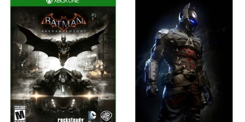 Walmart: Batman Arkham Knight Xbox One ONLY $18.99 (Regularly $59.99)