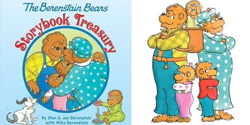 The Berenstain Bears Hardcover Storybook Treasury Only $5.70 (Reg. $11.99) – 6 Classic Stories
