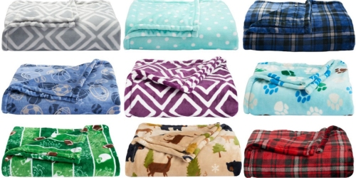 Kohl's Cardholders: The Big One Mattress Topper & Plush Throw $33.58 Shipped for BOTH