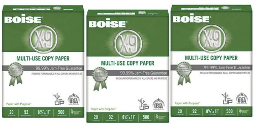 Office Depot/OfficeMax: Ream of Multi-Use Copy Paper Only 1¢ (After Rewards)