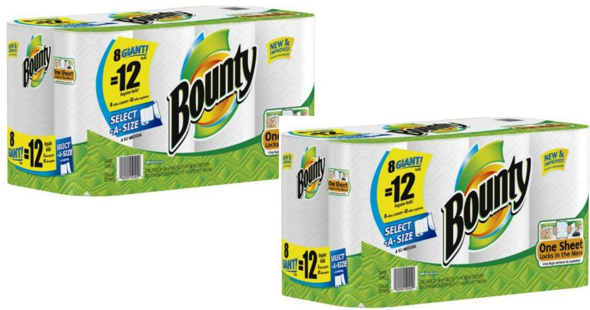 Bounty Giant Paper Towels