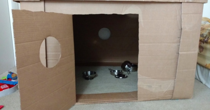 Box Play House