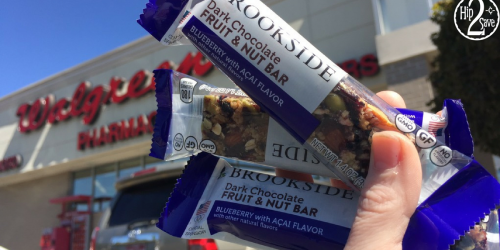 Walgreens: FREE Brookside Bars After Points (NO Coupons Needed!)