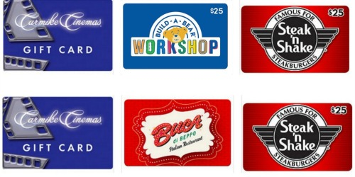 Sam's Club: $50 Build A Bear Workshop Gift Card Only $39.98 Shipped + More