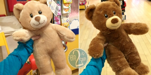 Build-A-Bear Worskhop: $5.50 Limited Edition Bears (September 8th & 9th ONLY)