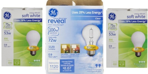 *NEW* $2/1 GE Lighting Coupon = Better Than FREE Light Bulbs at Rite Aid