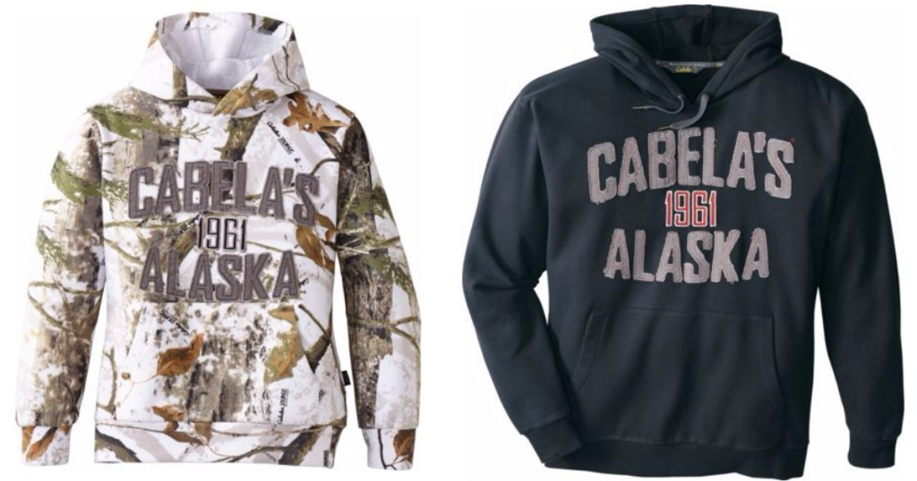 c6f5c5ac28fb8 Hop on over to Cabela's where they dropped the prices on select Cabela's  Hoodies for men, women and youth! Even sweeter, you can score free shipping  (no ...