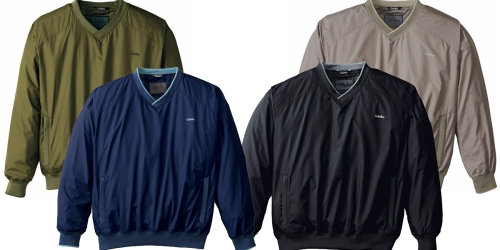 Cabela's Men's Lightweight Pullovers Only $11.88 (Regularly $49.99)