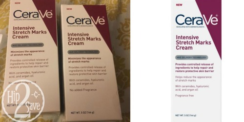Dollar Tree: CeraVe Intensive Stretch Marks Cream Possibly ONLY $1