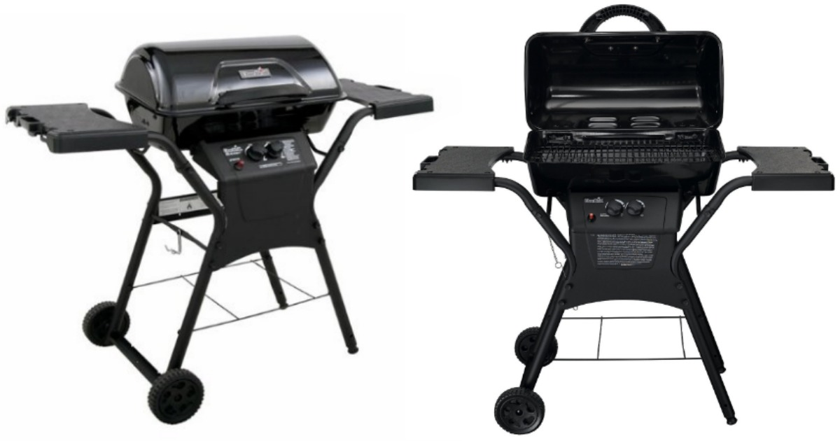 Char Broil Quickset 2 Burner Gas Grill Only 62 73 Shipped Regularly 129 99 Hip2save